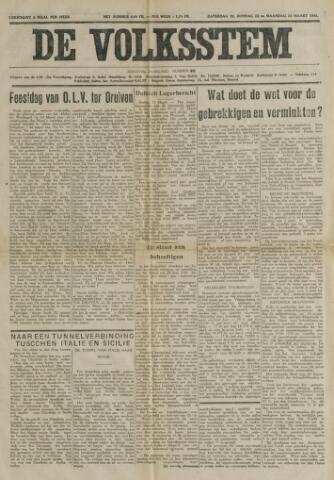 De Volksstem 1941-03-22