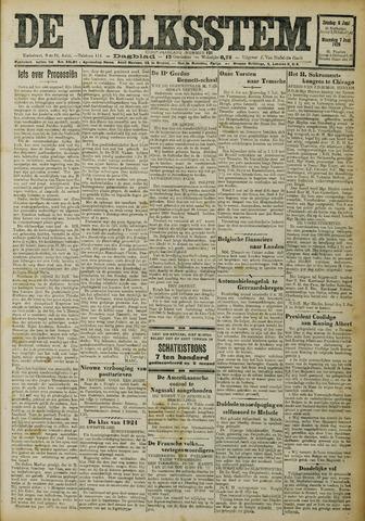 De Volksstem 1926-06-06