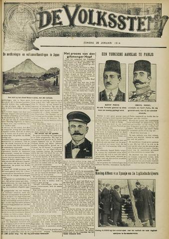 De Volksstem 1914-01-25