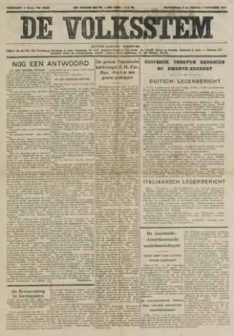 De Volksstem 1941-11-06