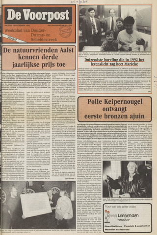 De Voorpost 1992-12-18