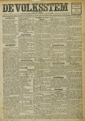 De Volksstem 1924