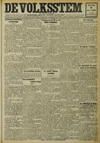 De Volksstem 1923-06-09