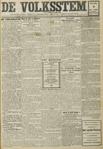 De Volksstem 1930-11-08