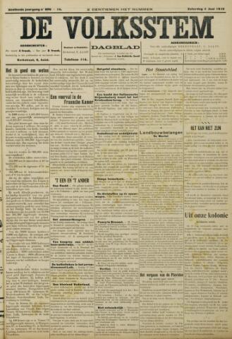 De Volksstem 1910-06-04