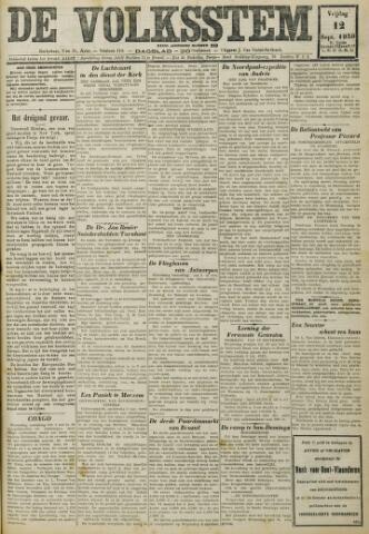 De Volksstem 1930-09-12