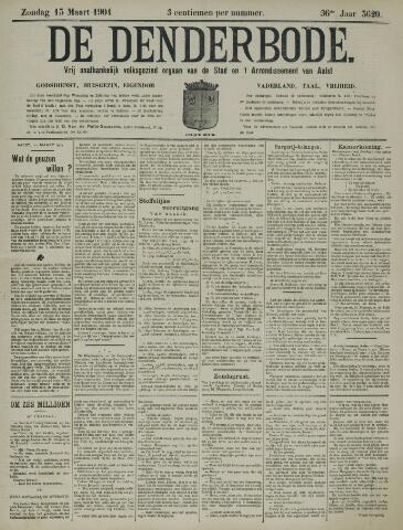 De Denderbode 1904-03-13