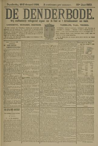 De Denderbode 1898-02-10