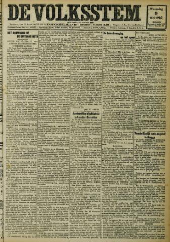 De Volksstem 1923-05-09
