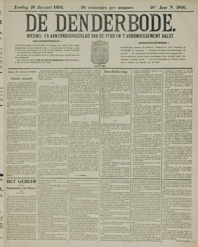 De Denderbode 1894-01-28