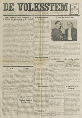 De Volksstem 1938-01-28