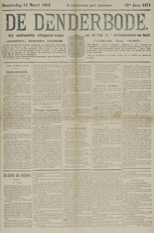 De Denderbode 1912-03-14