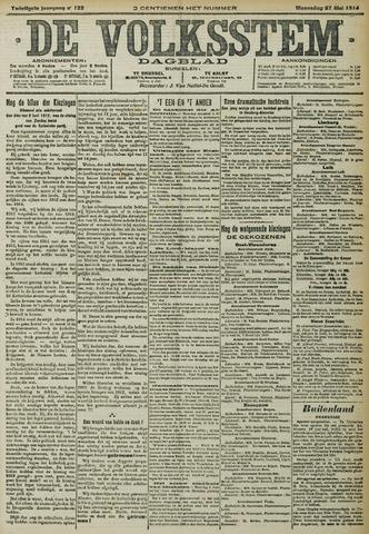 De Volksstem 1914-05-27