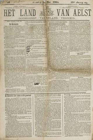 Het Land van Aelst 1884-05-25