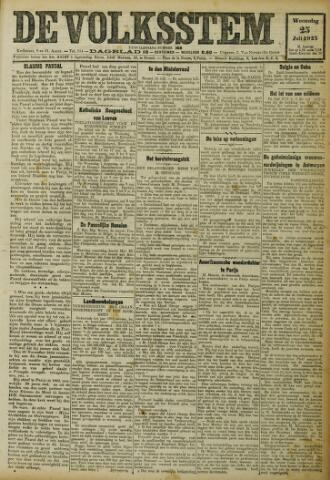 De Volksstem 1923-07-25