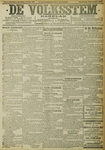 De Volksstem 1915-12-16