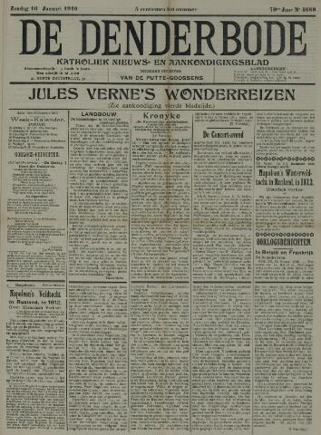 De Denderbode 1916-01-16