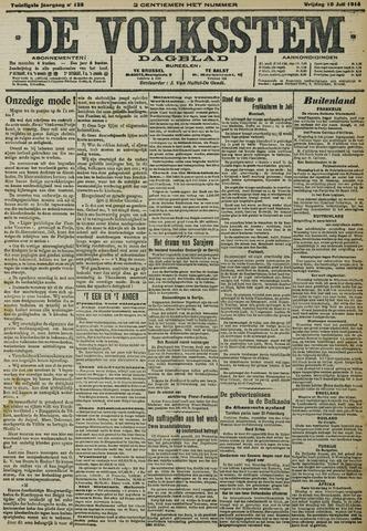 De Volksstem 1914-07-10
