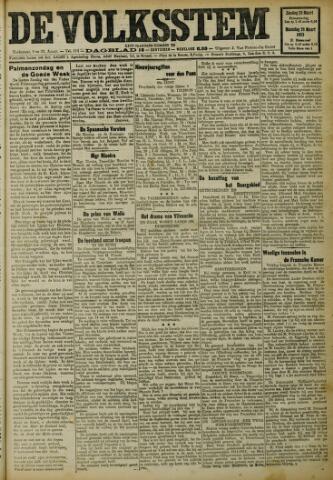 De Volksstem 1923-03-25