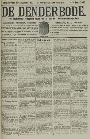 De Denderbode 1907-08-29