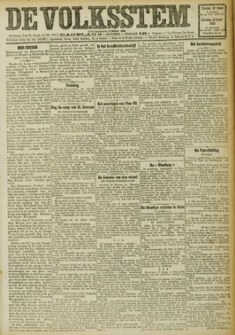 De Volksstem 1923-08-19