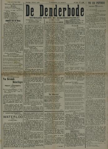De Denderbode 1918-03-03