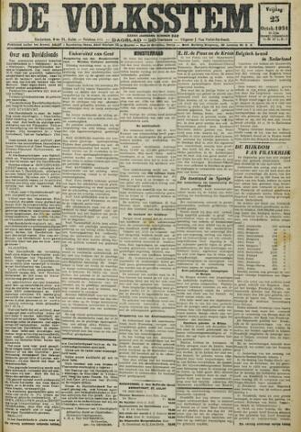 De Volksstem 1931-10-23