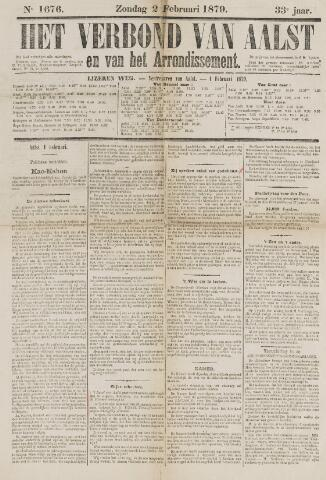 Het Verbond van Aelst 1879-02-02