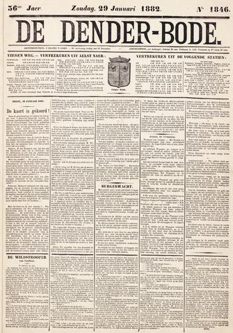 De Denderbode 1882-01-29