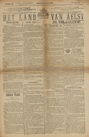 Het Land van Aelst 1908-10-18