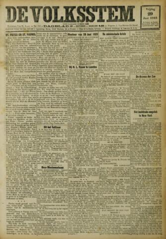 De Volksstem 1923-06-29