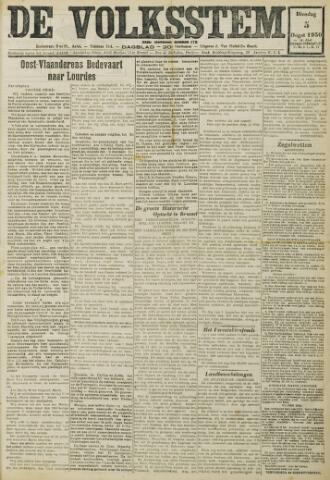 De Volksstem 1930-08-05