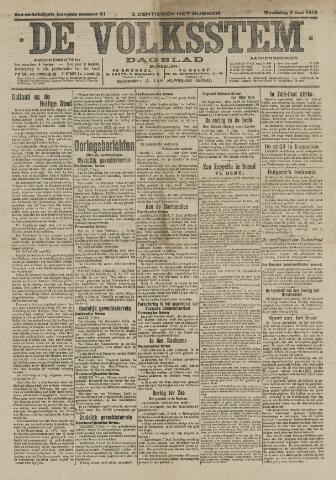 De Volksstem 1915-06-09