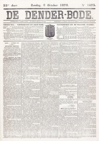 De Denderbode 1878-10-06
