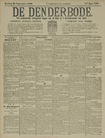 De Denderbode 1898-09-18