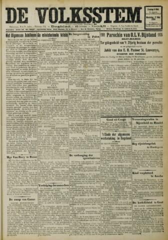 De Volksstem 1926-05-16