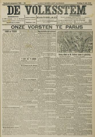 De Volksstem 1910-07-15