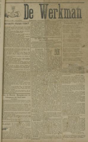 De Werkman 1917