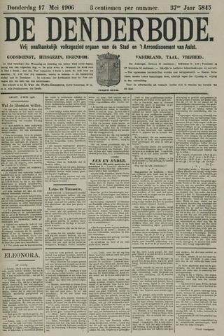 De Denderbode 1906-05-17