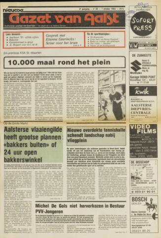 Nieuwe Gazet van Aalst 1983-10-07