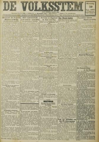 De Volksstem 1931-09-30