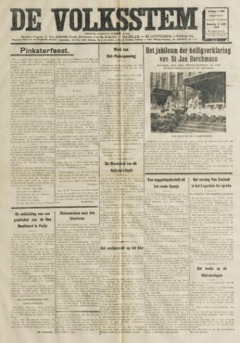 De Volksstem 1938-06-05