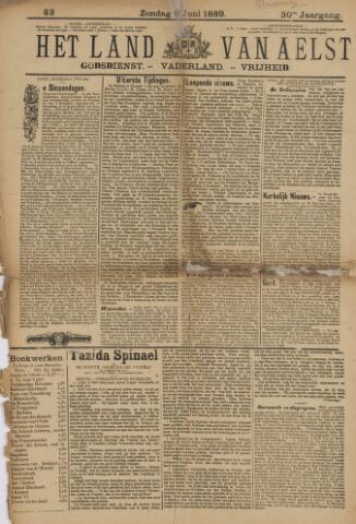 Het Land van Aelst 1889-06-09