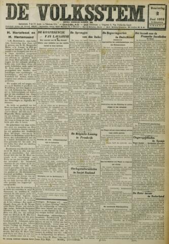 De Volksstem 1932-06-02