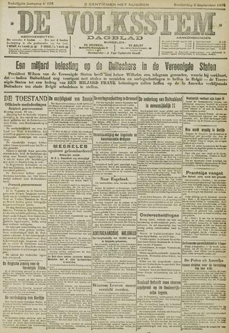 De Volksstem 1914-09-03