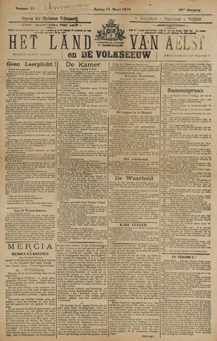 Het Land van Aelst 1910-03-13