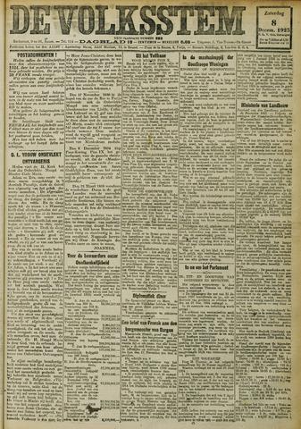 De Volksstem 1923-12-08