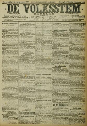 De Volksstem 1915-12-05