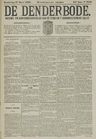De Denderbode 1890-03-27