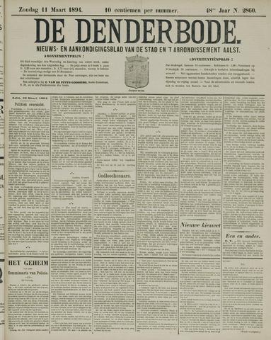 De Denderbode 1894-03-11